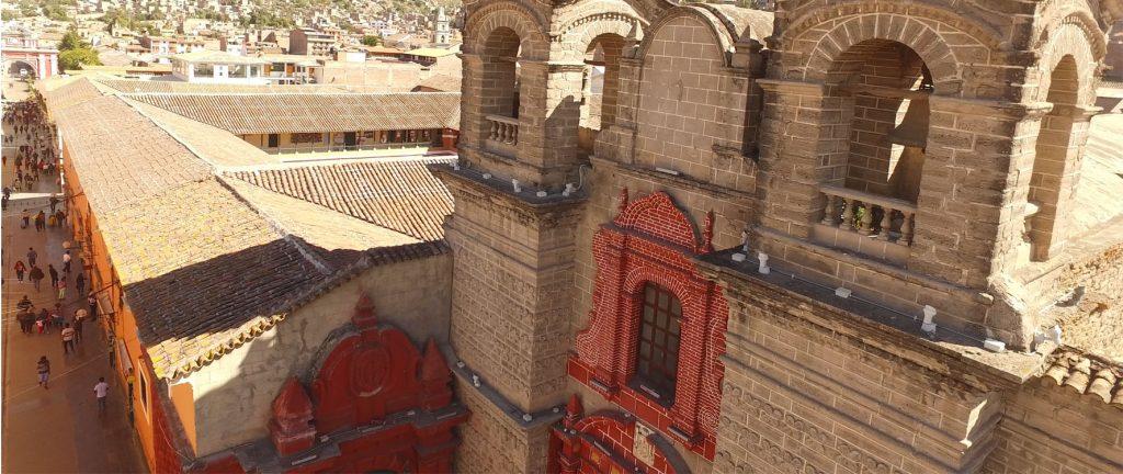 Topografía en Ayacucho