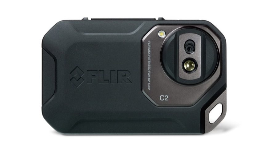 Video Cámara termográfica FLIR C2
