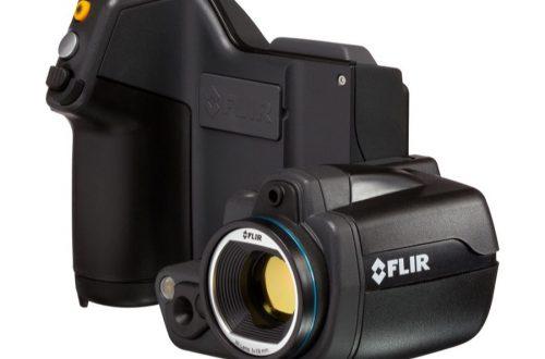 camara termografica flir t440bx con lente 25