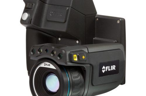 camara termografica flir t600bx con lente 25