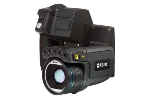 camara termografica flir t600bx con lente 45