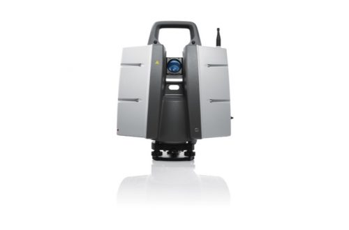 leica scanstation p30 front