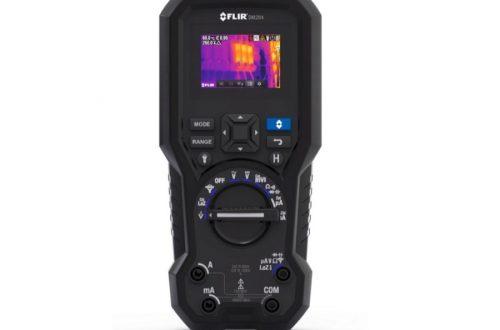 multimetro termografico con igm front