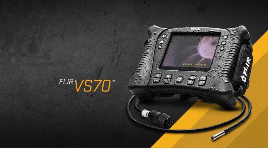 Video Videoscopio VS70 (solo videoscopio)