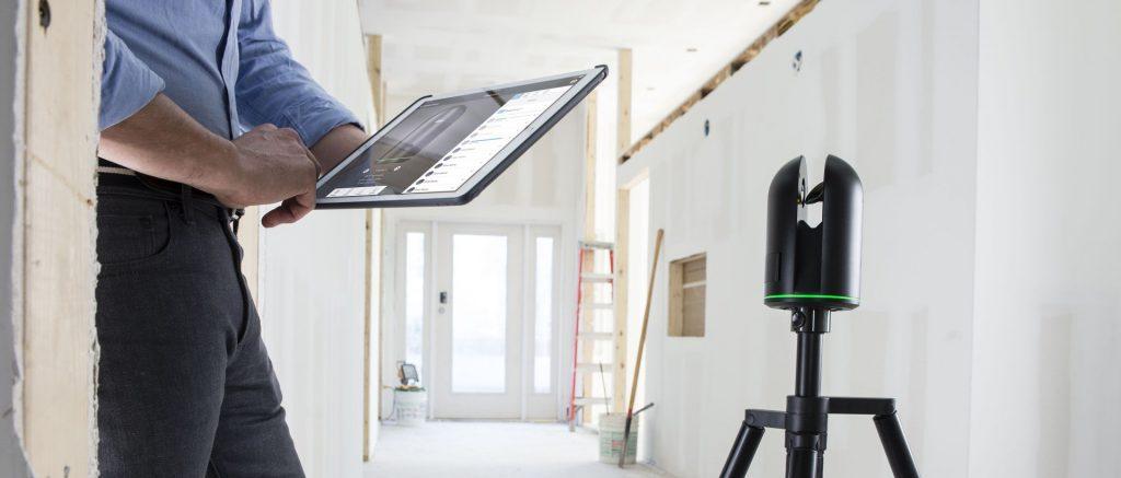 Láser escáner Leica BLK 360