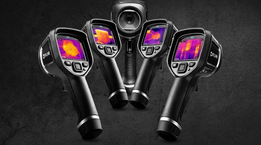 Video Cámaras termográficas FLIR Serie E