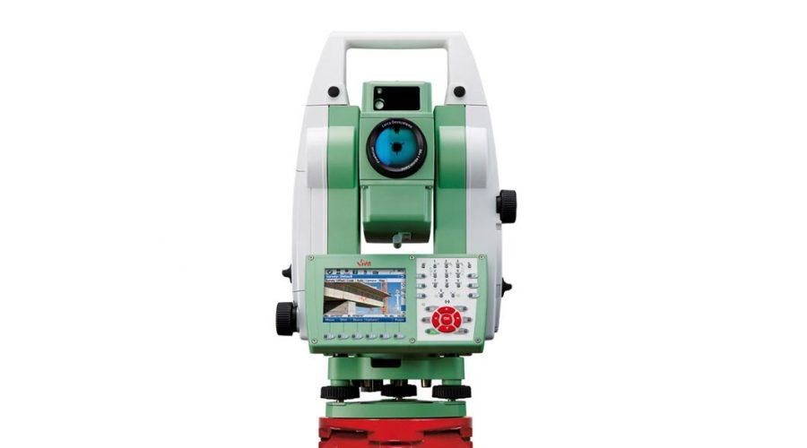 Video Estación Total Leica Viva TS 15 P 3″R400 + Accesorios