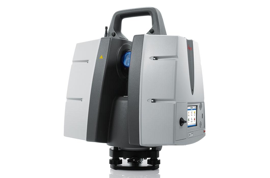 Láser Escáner Leica ScanStation P50