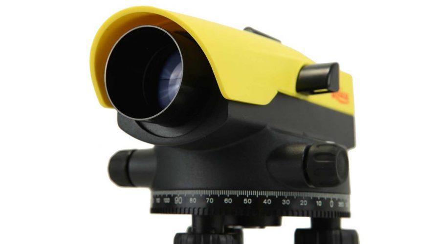 Video Niveles Automáticos Leica Serie NA500
