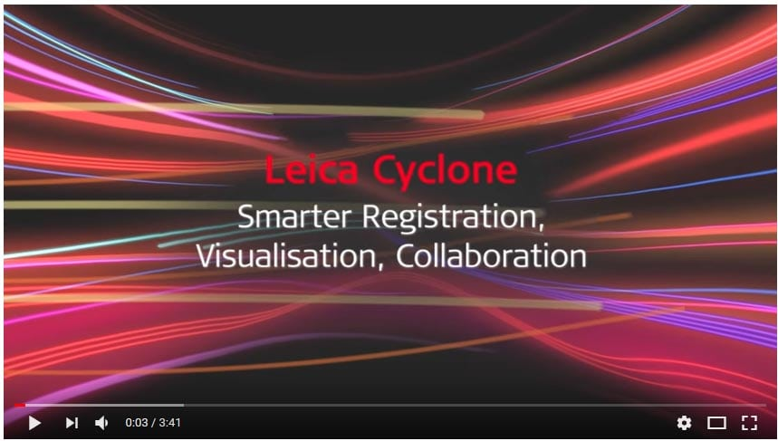 Video Leica Cyclone