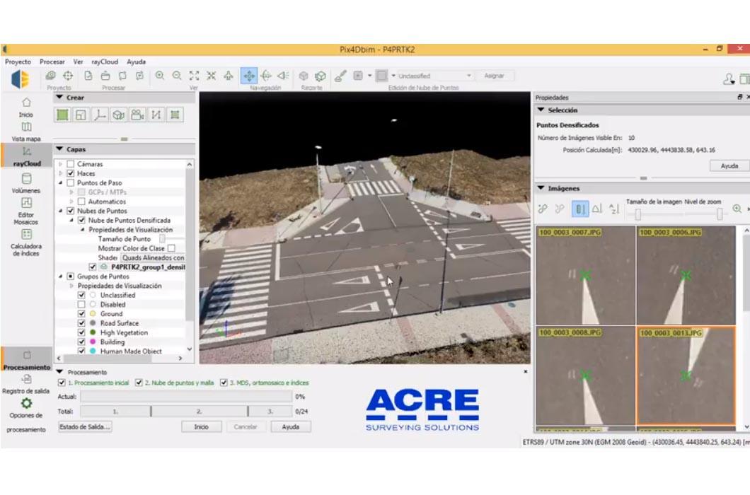 Dron DJI Phantom 4 RTK | Grupo ACRE Perú
