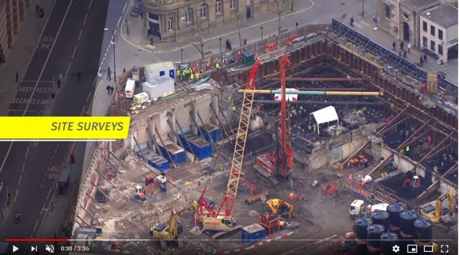 Video Auscultación de estructuras