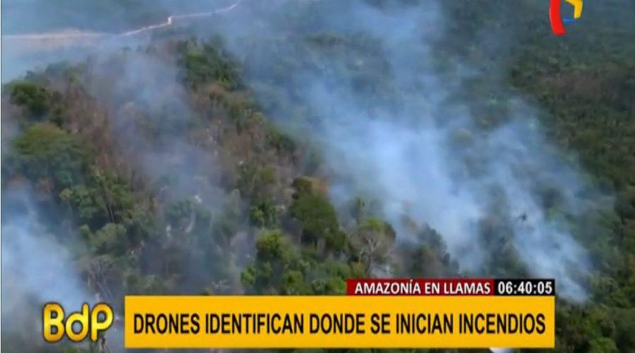 drones-lucha-incendios-peru