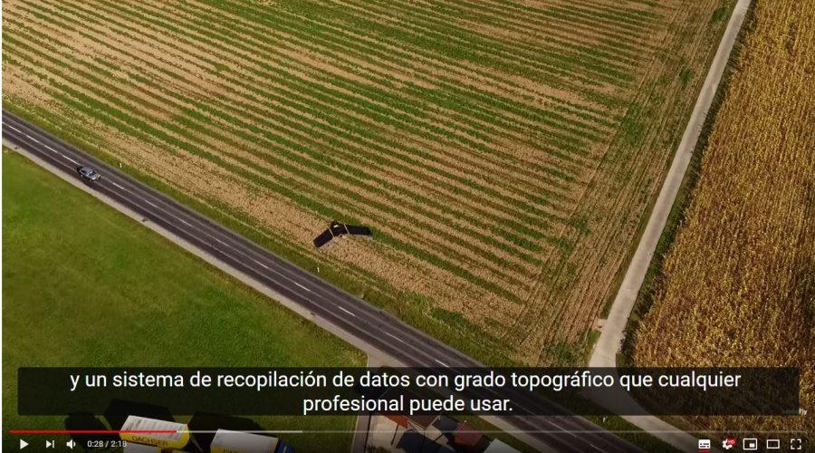 Video Ocasión dron eBee Plus de SenseFly Parrot Group