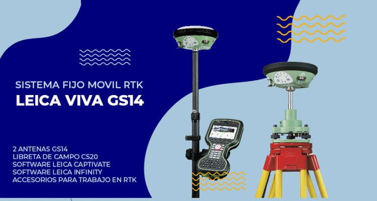 OFERTA GPS FIJO - MÓVIL RTK